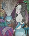 Faye\'s Magic Lamp by jude cowell