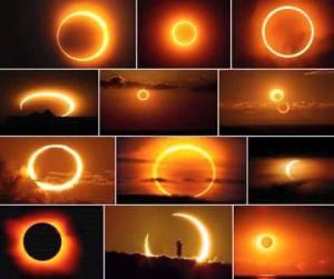 Solar Eclipse 9.3.16, Indonesia
