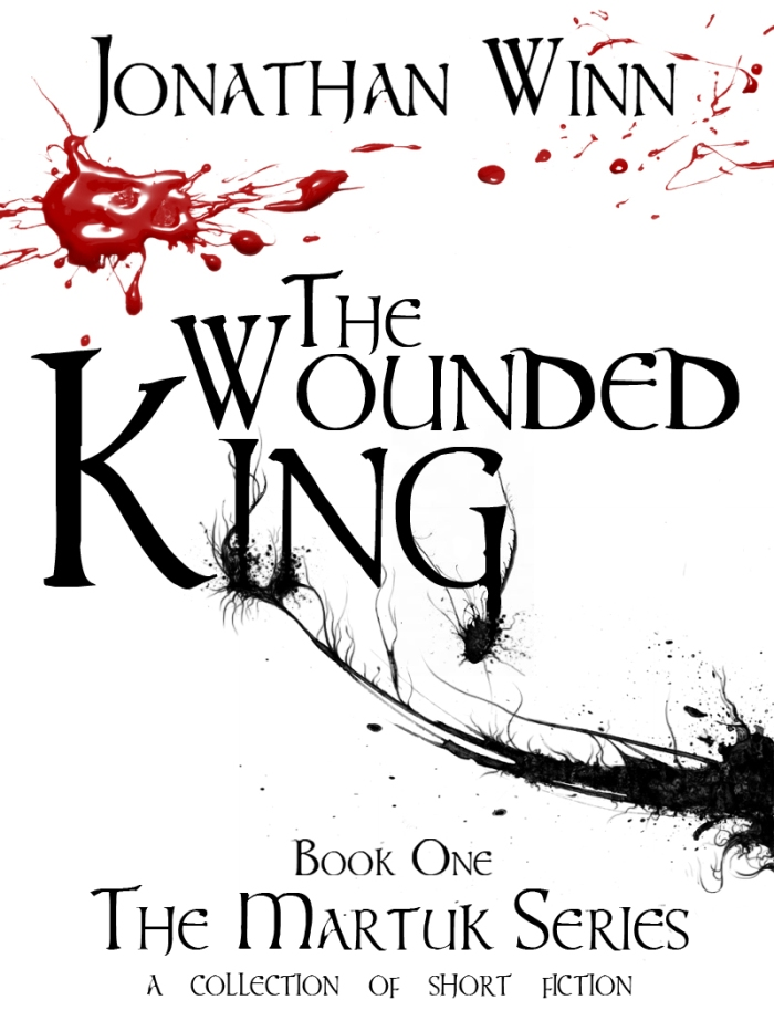 The Wounded King Final - cover